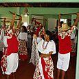 Danses folkloriques à Soure (Etat du Para)